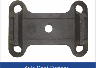 Axle Seat Bottom