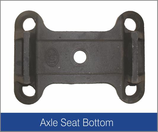 Axle Seat Bottom