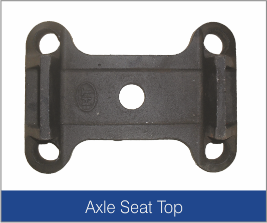 Axle Seat Top