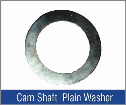 Cam Shaft Plain Washer