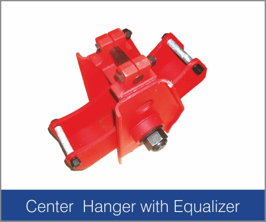 Center Hanger with Equalizer