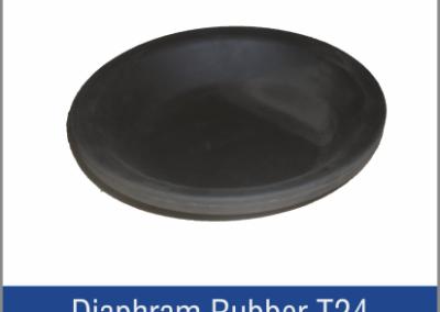 Diaphram Rubber T24