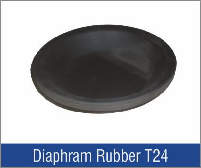 Diaphram Rubber T24