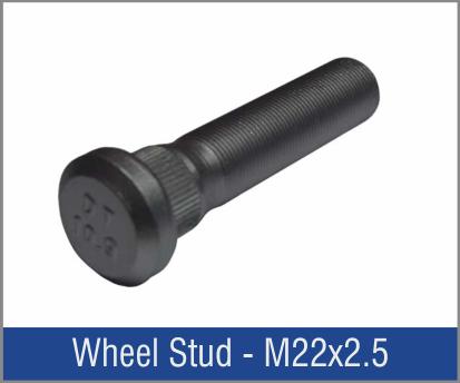 Wheel Stud - M22x2.5