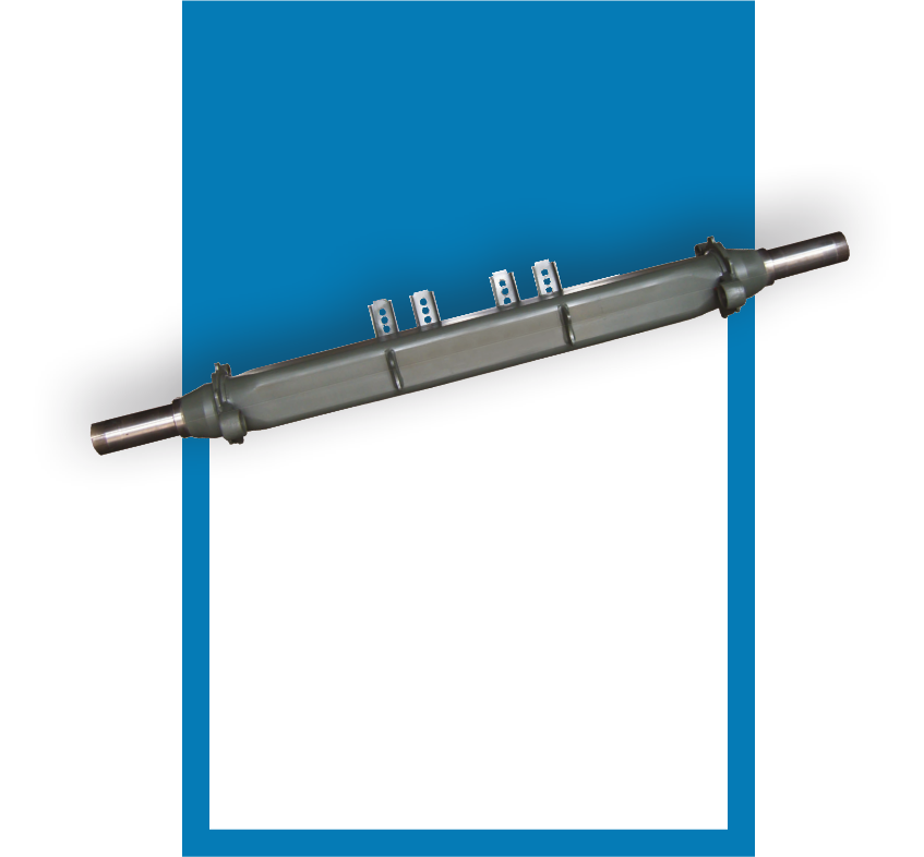 american-type-axle-tube