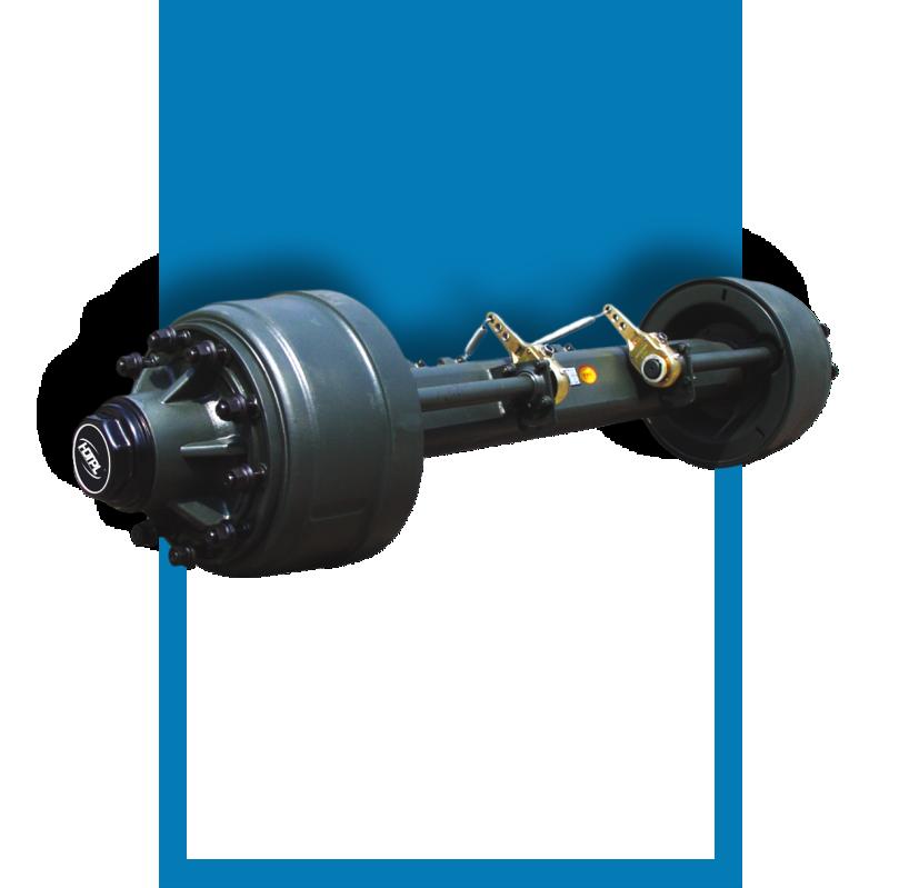 inboard-drum-axle